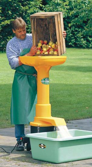 Как сделать яблоко дробилку