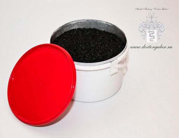 Очистка спирта активированным углем