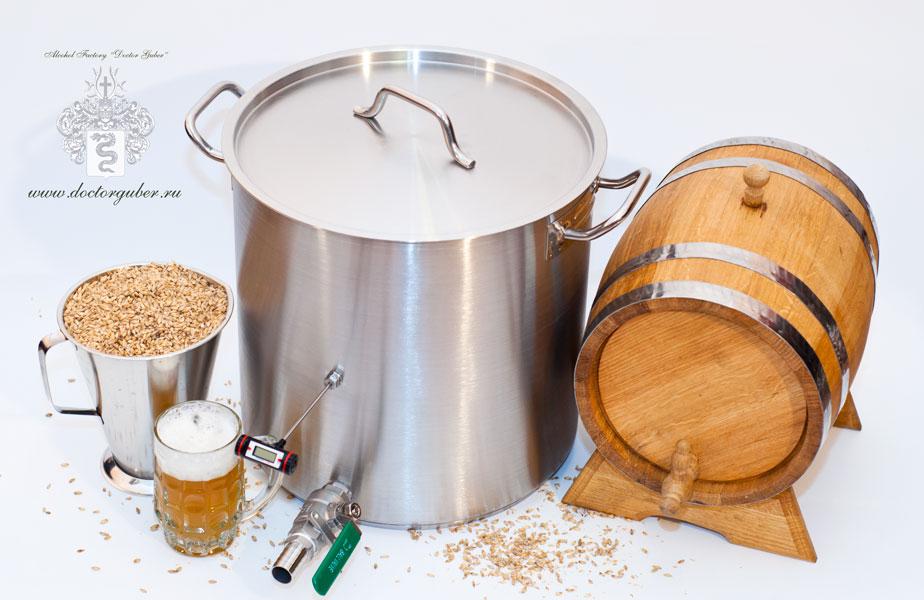 Оборудование для домашнего пива
