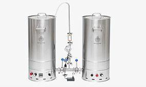 Крафтовая мини пивоварня 90 л от Доктор Губер